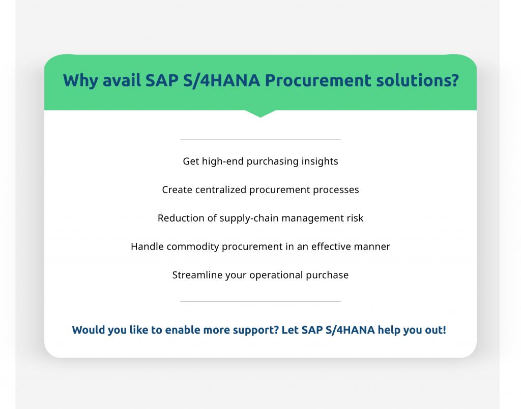 SAP S/4HANA| SAP Business solutions
