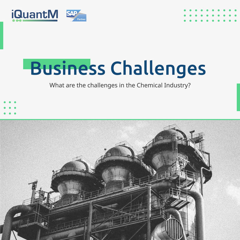 Challenges in the Chemical industry| SAP Solutions