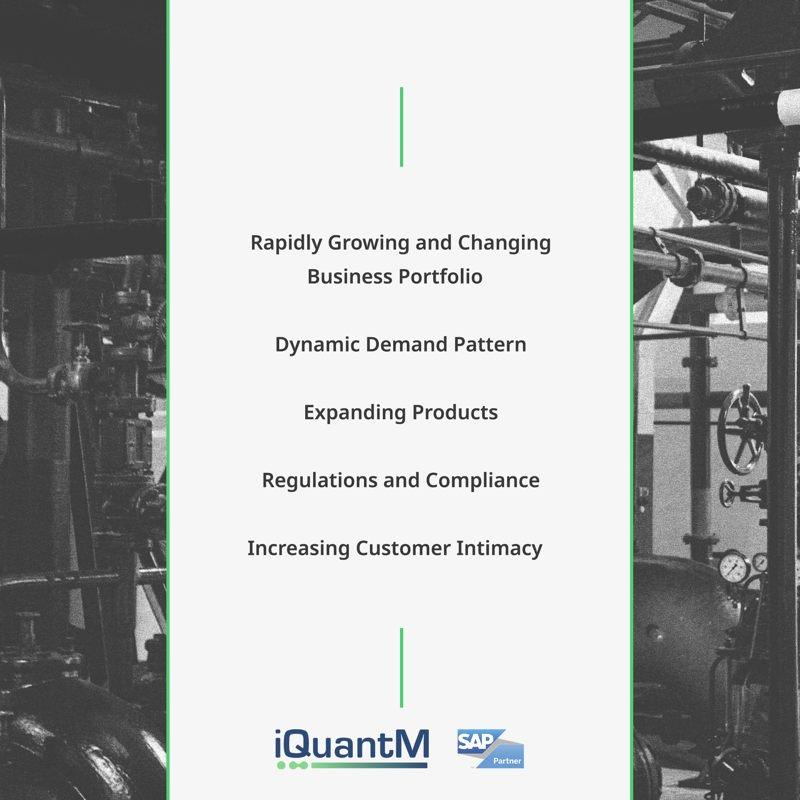 SAP S/4HANA| Chemical industry| SAP Solutions