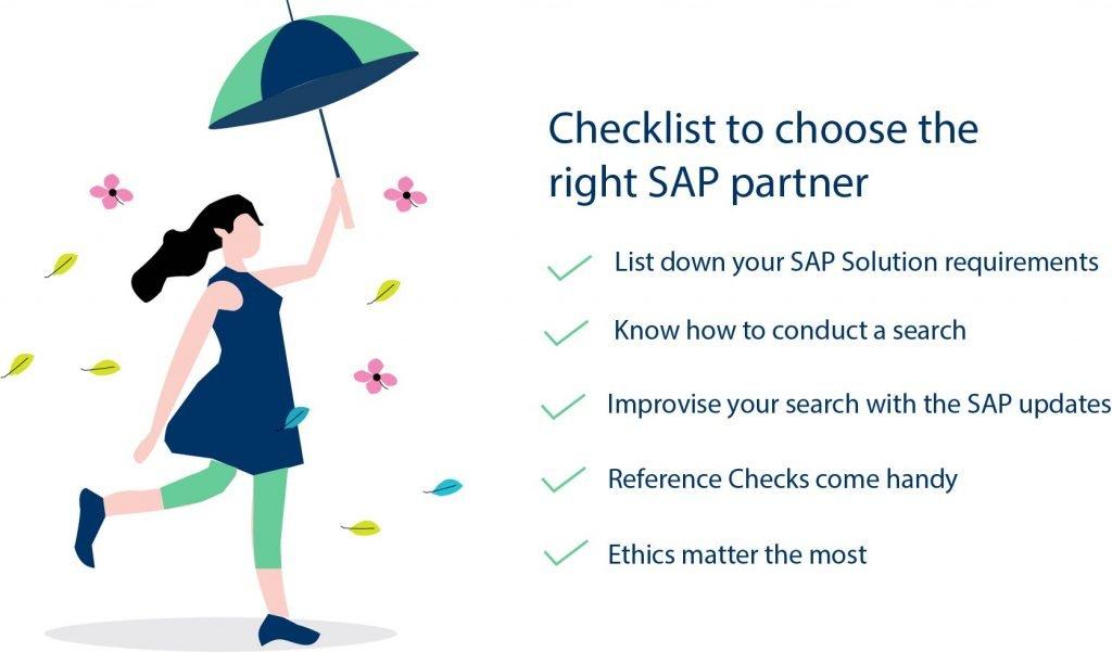 SAP implementation partner
